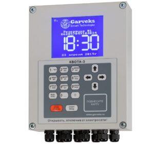 Контроллер для автоматизации ТРК Гаврекс КВОТА