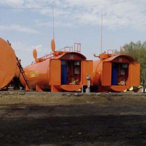 Пуско-наладка модульных АЗС, Мини АЗС, Контейнерных АЗС (КАЗС)